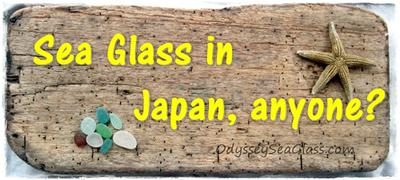 Does anyone know where to find sea glass in Japan?