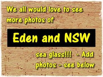 Beach and Sea Glass Photos Needed
