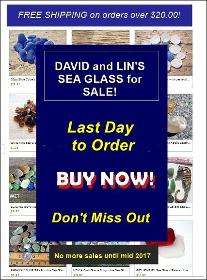 sea glass for sale