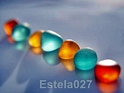 Spain Sea Glass