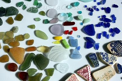 Australia Sea Glass