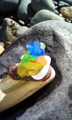 Fall Colors - August 2013 Sea Glass Photo Contest