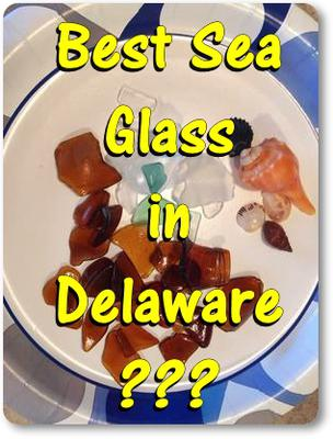 Best sea glass beach spots in New Jersey?