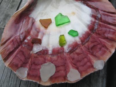York Beach Glass