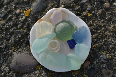 sea glass photo gallery