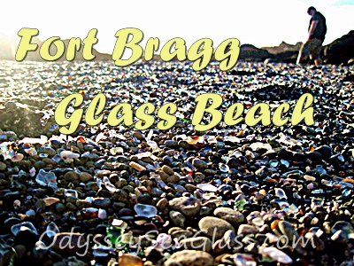Fort Bragg Glass Beach Nov 2012
