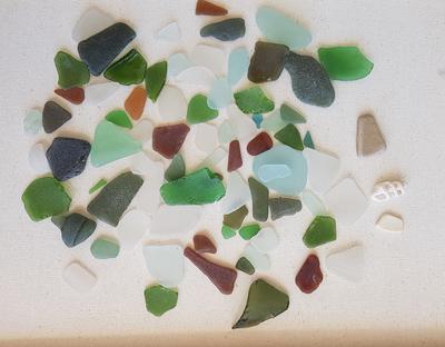 Freeemantle glass selection