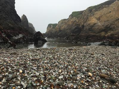 Glass Beach Site 1 March 2017