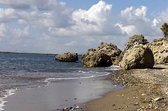 Guantanamo Beaches glass beach