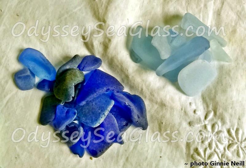 Jamaica Glass Beach Blues