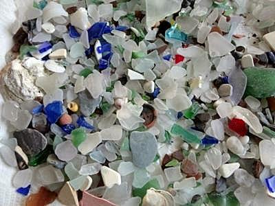 Sea Glass Photos - Gloucester Massachusetts