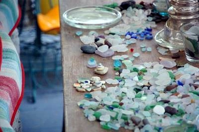 Good for the Soul...New Hampshire Sea Glass