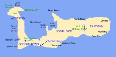 Grand Cayman Island, Caribbean