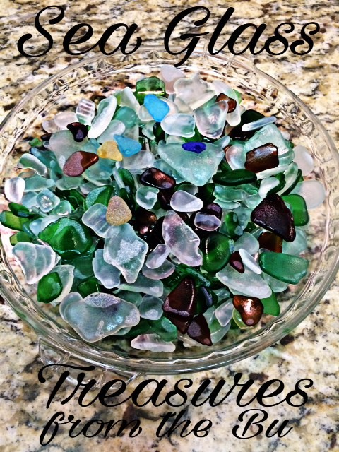 Malibu Beach Houses Sea Glass