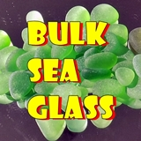 Buying bulk sea glass