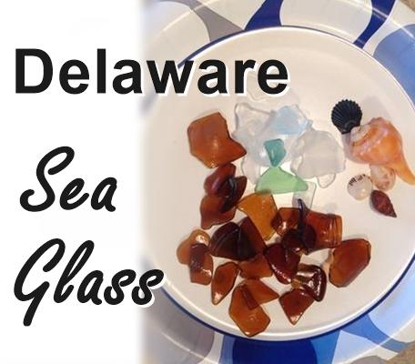 Sea Glass Delaware