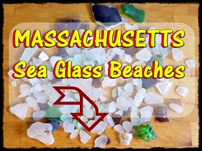 Massachusetts Sea Glass Beaches
