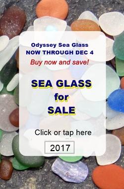 sale sea glass 2017