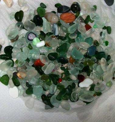 Sea Glass UK British Isles