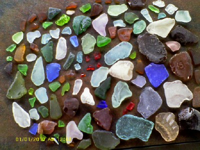 Great Lakes Beach Glass Reports