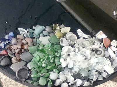Sea Glass - Belmullet, County Mayo, Ireland
