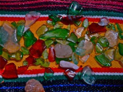 Hendrey's Beach Sea Glass
