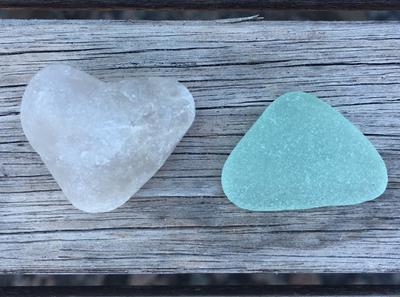 Sea Glass Photo Contest July 2017