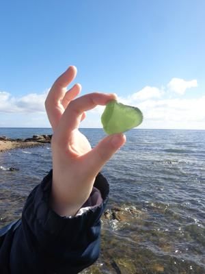 Big hunk of Seaglass