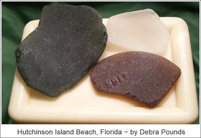 Hutchinson Island Sea Glass