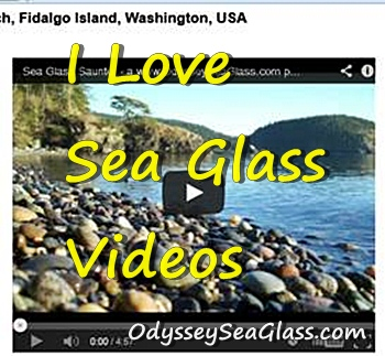 I love sea glass videos!