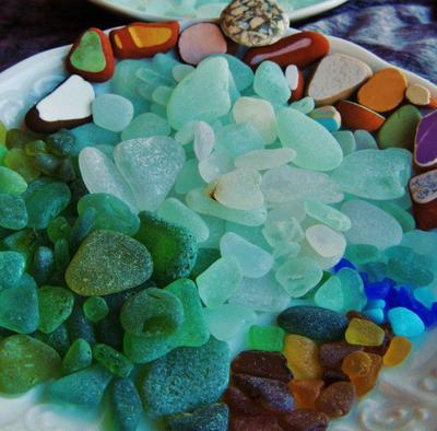 Sea Glass Photo Contest Winners