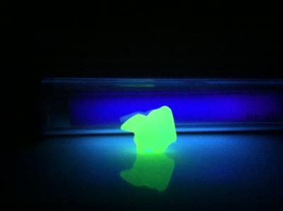 It's Radioactive! - June 2012 Sea Glass Photo Contest
