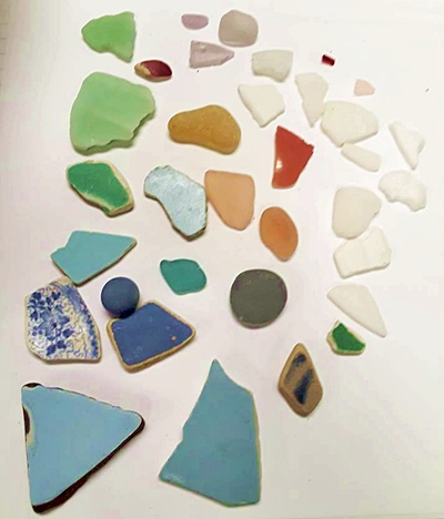 sea glass lake erie jamie
