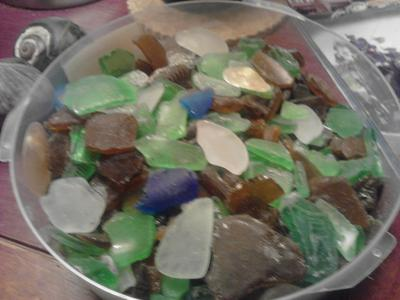 Sea Glass Catch
