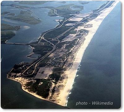 Long Island - Jones Beach Area