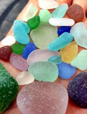 Well-tumbled gems