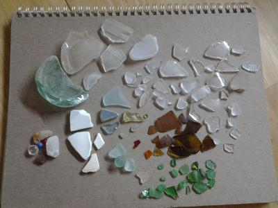 a great assortment - Kenosha's Lake Michigan shoreline