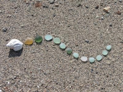 Sea Glass from Maine