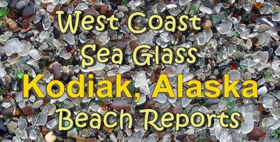 Alaska Sea Glass