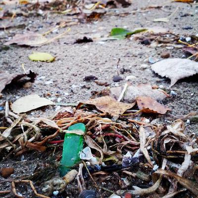 Ohio Beach Glass
