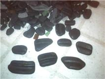 Black sea glass - what could it have been?