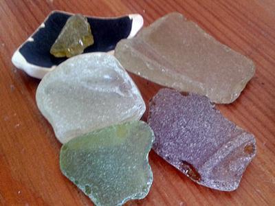 More Sea Glass