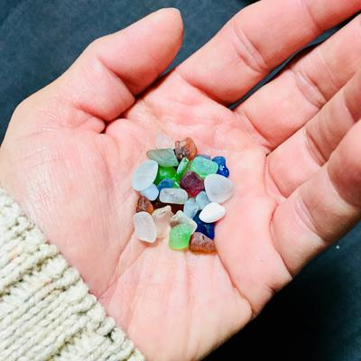 Sea Glass Photo Contest December 2017