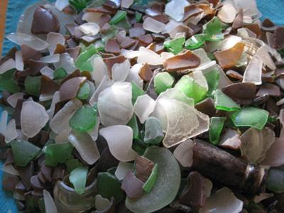 Connecticut Sea Glass
