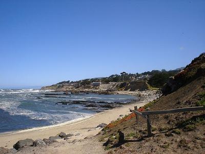 Moss Beach California