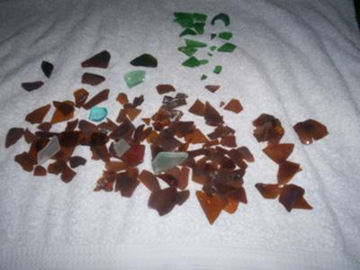 Wisconsin Sea Glass
