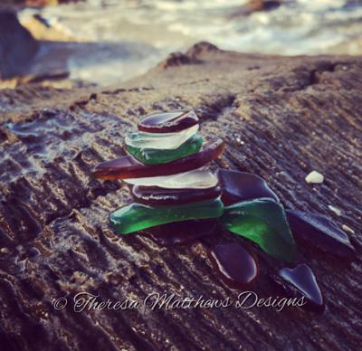 Mystery Bay Australia Sea Glass