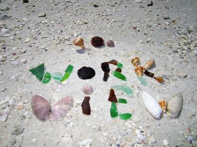 Florida Sea Glass Beach Reports