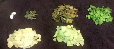 Kodiak, Alaska Sea Glass Reports