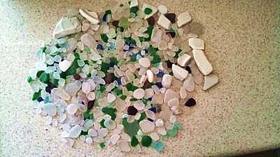 Olympic Peninsula WA Beach and Sea Glass Reports